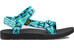 Teva W's Original Universal Shoes Mashup Teal